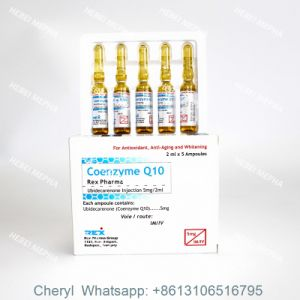 Coenzyme Q10 Injection for Anti Aging pictures & photos