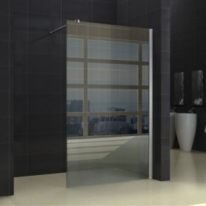 8mm Glas Bathroom Low Price Cheap Bath Shower Screen for Sale pictures & photos