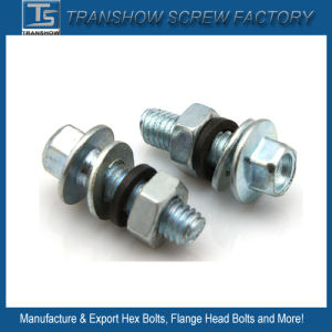 Hex Flange Bolt and Nut pictures & photos