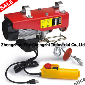 High Efficiency 800kg Electric Hoist (for constructing) pictures & photos
