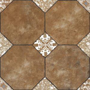 Building Material Rustic Matt Inkjet Ceramic Floor Tile pictures & photos