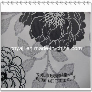100% Polyester Printed Blackout Fabric for Curtain