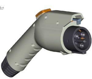 New SAE J1772 Ev Plug