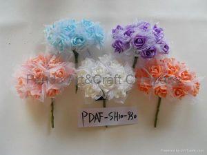 Rose Bouquet for Wedding (PDAF-SH10-930)