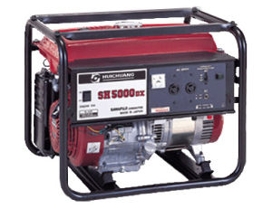5kw Home Use Gasoline Generator with Quality