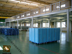 Warehouse Mezzanine Racking System Steel Platform pictures & photos