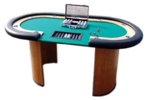 Poker Table (DPT4B01) pictures & photos
