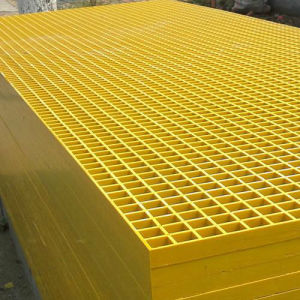 Fiberglass Grating, FRP Pultruded Grating, Pultruded Profiles pictures & photos