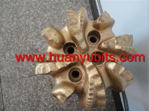 8 Blades Diamond Oil Drilling Bit