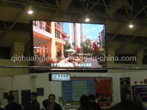 P7.62 Indoor Advertisement LED Display pictures & photos