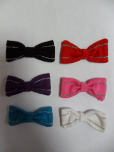 Cotton Fabric Bow for Garment (KL-1013)