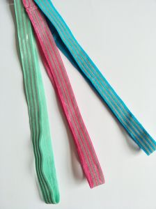 Pinted Colorful Slim Elastic Headbands pictures & photos