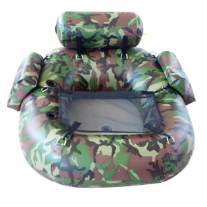 Inflatable Fishing Boat for Single Person (FWS-U) pictures & photos