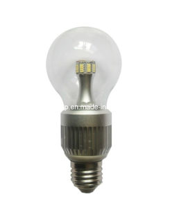 E27/B22 3014 SMD 8W Global Bulb with Aluminum Radiator pictures & photos