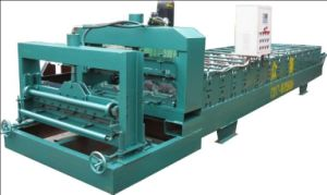 Color Galvanized Roofing Tile Forming Machine