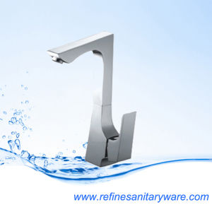 Modern Design New Style in Hot Sale Kitchen Mixer Faucet (R3501-42M)