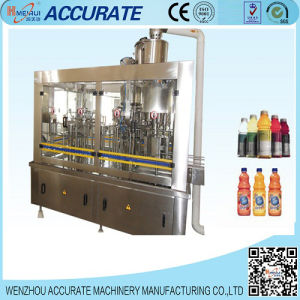 Fruit Juice Beverage Bottle Filling Machine pictures & photos