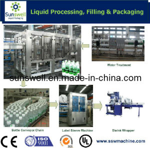 New Factory/New Plant Pet Bottle Machinery pictures & photos