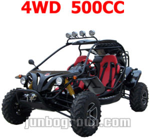 4x4 Buggy, 4WD Go Kart with 500cc CFMOTO Powerful Engine Go Cart (DR681)