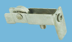 Jinlin Window Hardware Plastic Pulley pictures & photos