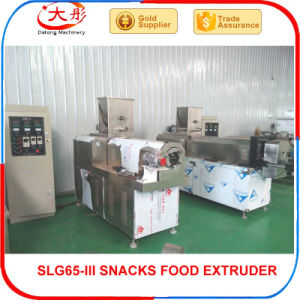 Expanded Rice Snack Food Making Machine pictures & photos