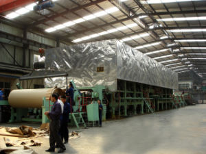 Paper Processing Machines, Paper Mills, Kraft Papermill pictures & photos