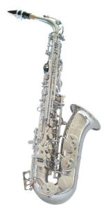 Alto Saxophone (Nickel) (JYAS1102N)