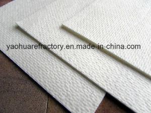 White Ceramic Fiber Insulation Paper Sheet for Wood Stoves
