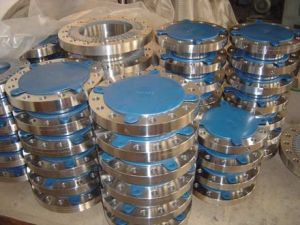 Forging/Forged Flange for Pressure Vessel (SY-014) pictures & photos