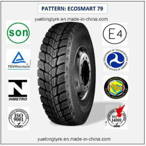 All Steel Radial Truck & Bus Tires 13r22.5 (ECOSMART 81) pictures & photos