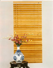 Bamboo Venetain Blind