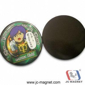 Round Fridge Magnet pictures & photos