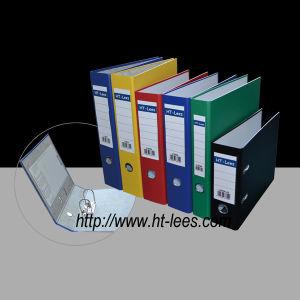 PVC/Paper Lever Arch File (L1B3A, L1B3F)