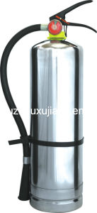 4kg Stainless Dry Powder Fire Extinguisher