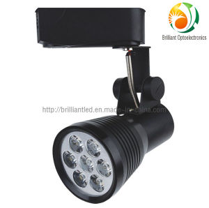 7W LED Track Lights with CE and RoHS (XYGD002)