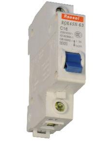 Rok45 Miniature Circuit Breaker (C45 typeMCB 1A-120A)