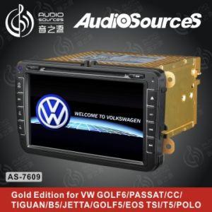 8 Inch HD Car Navigation System GPS for VW Golf/Tiguan/Passat (7609)