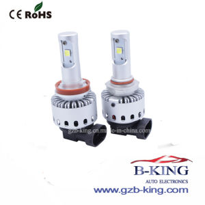 All in One 8000lm CREE-Xhp50 LED Car Light pictures & photos