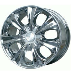 Machined, Chrome Alloy Wheel Rim 114.3 (VHS801) pictures & photos