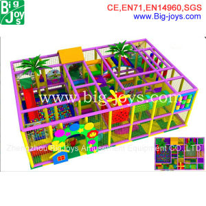 2015 Latest Beautiful Kids Commercial Indoor Playground (BJ-AT117) pictures & photos