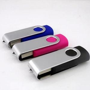 Swivel USB Flash Drive 8GB Pen Drive16GB U Disk32GB Flash Memory64GB (TF-0001) pictures & photos