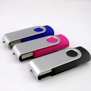 Swivel USB2.0 Flash Drive 8GB 16GB 32GB 64GB (TF-0001) pictures & photos