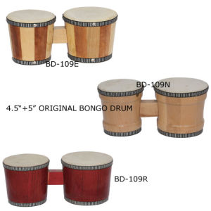 Bongo Drum Without Hoop (BD-109) pictures & photos