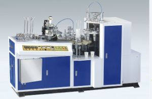 Single Side PE Coated Paper Cup Forming Machine