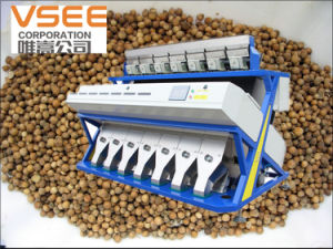 Vsee RGB Full Color Coffee Bean Color Sorter pictures & photos