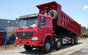 HOWO 8X4 30t Dumper Truck Sinotruk (ZZ3317N2867W) pictures & photos