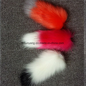 Fashion Real Fox Fur POM Poms pictures & photos