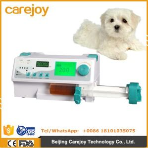 Ce Certificate Animal Syringe Pump for Vet/Veterinary -Fanny pictures & photos