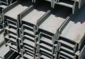Hot Rolled Steel H Beam pictures & photos