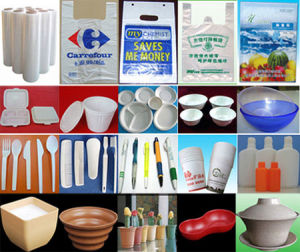 Completely Biodegradable Products